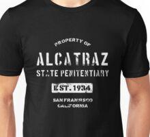 Property of Alcatraz Penitentiary Prison T-Shirt Unisex T-Shirt