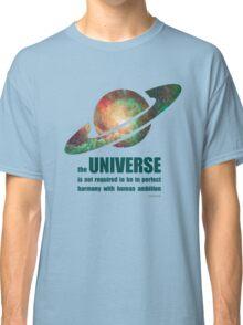 Carl Sagan - the Universe Classic T-Shirt