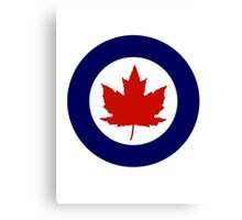 Royal Canadian Air Force Canvas Print