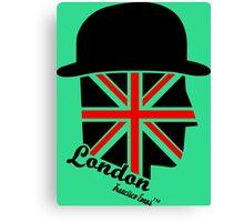 London Gentleman by Francisco Evans ™ Canvas Print