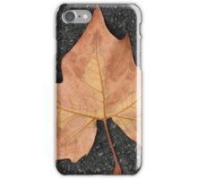 Admired one day, trodden on the next. iPhone Case/Skin