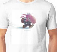 The little sheep's journey Unisex T-Shirt