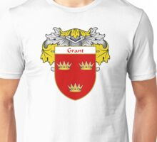 Grant Coat of Arms/Family Crest Unisex T-Shirt