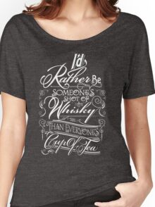 Not everyone's cup of tea Women's Relaxed Fit T-Shirt