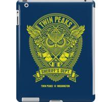 Sheriff's Department iPad Case/Skin