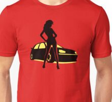 Mk Tuning Girl Unisex T-Shirt
