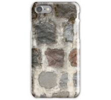 Natural Stone Wall iPhone Case/Skin