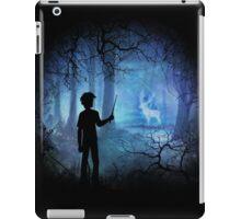 Harry Potter - Expecto Patronum iPad Case/Skin