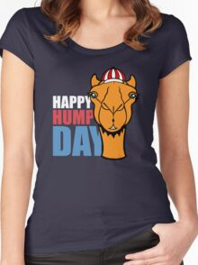 Hump Day - Wednesday Women's Fitted Scoop T-Shirt
