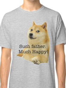 Happy Father's Day - Doge Classic T-Shirt