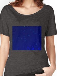 Aura of Ocean Birds Women's Relaxed Fit T-Shirt