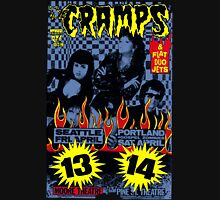 The Cramps (Seattle & Portland shows) Colour Unisex T-Shirt
