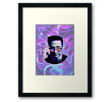 Sam Hodiak Framed Print