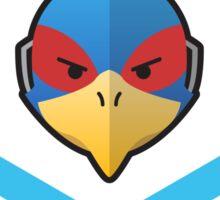Falco Sticker