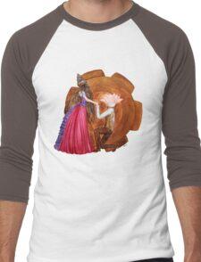 Steam Lovers Men's Baseball ¾ T-Shirt