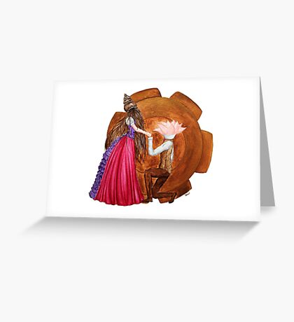 Steam Lovers Greeting Card