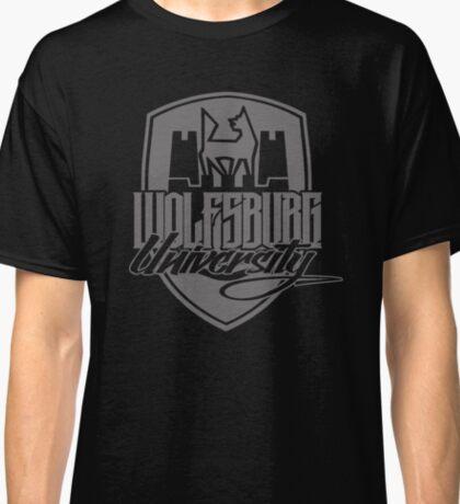 Wolfsburg University Ver.2 Classic T-Shirt