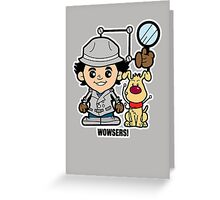 Lil Gadget Greeting Card