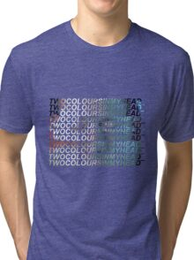 Radiohead - Two Colours In My Head Tri-blend T-Shirt