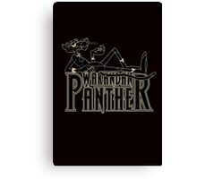 Wakandan Panther Canvas Print