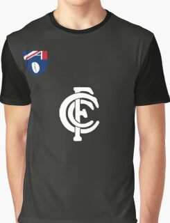 Carlton 90's Monogram Graphic T-Shirt