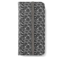 PAC-BOO BLACK iPhone Wallet/Case/Skin