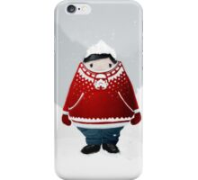 Cold Winter iPhone Case/Skin