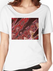 Octupus Tentacles Abstract  Women's Relaxed Fit T-Shirt