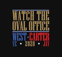 Watch The Oval Office - Multicolored Unisex T-Shirt