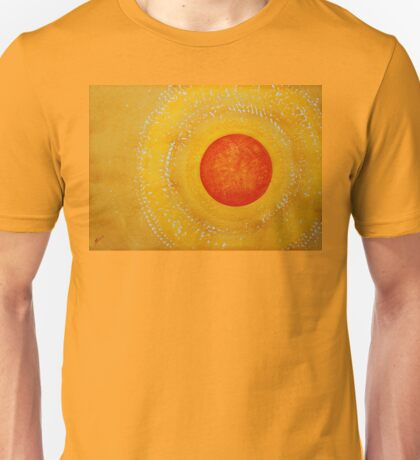 Autumn Sun original painting Unisex T-Shirt