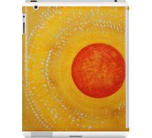 Autumn Sun original painting iPad Case/Skin