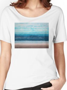 It's Got to Be the Water original painting Women's Relaxed Fit T-Shirt