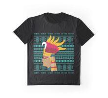 Aztec God Huitzilopochtli Graphic T-Shirt