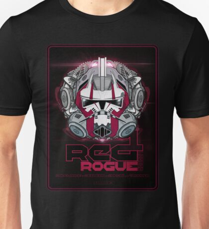 Star Wars RED 1 Rogue Leader - Deluxe Unisex T-Shirt