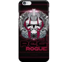 Star Wars RED 1 Rogue Leader - Deluxe iPhone Case/Skin