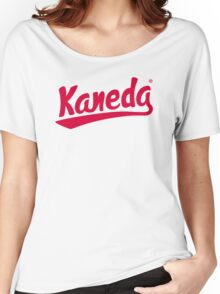 Kaneda Women's Relaxed Fit T-Shirt