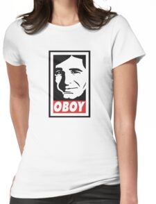 OBOY Womens Fitted T-Shirt