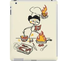 Cooking Skills iPad Case/Skin