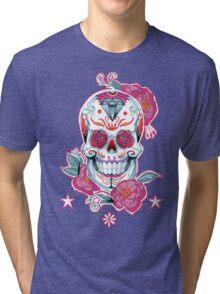Life is strange Max skull  Tri-blend T-Shirt