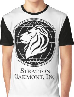 Stratton Oakmont Inc Graphic T-Shirt