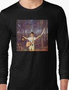 Unhappy Campers Long Sleeve T-Shirt