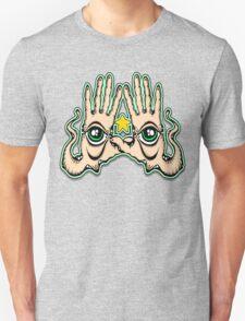 Eye/ Hand Unisex T-Shirt