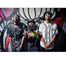 Flatbush Zombiez Photographic Print