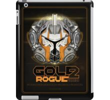 Star Wars GOLD 2 Rogue Warrior - Deluxe iPad Case/Skin