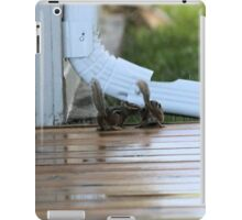 Double Chipping! iPad Case/Skin