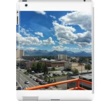 Downtown Anchorage iPad Case/Skin