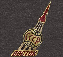 Boctok CCCP Rocket Unisex T-Shirt