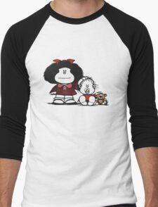 Mafalda & Brother's Men's Baseball ¾ T-Shirt