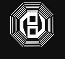 Danganronpa- yin yang symbol Zipped Hoodie