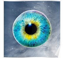 Eye in Space Poster